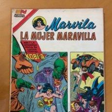 Tebeos: MARVILA - Nº 3 - 277. NOVARO - 1982.. Lote 268178519