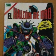Tebeos: EL HALCON DE ORO - Nº 116. NOVARO - 1967.. Lote 268178989
