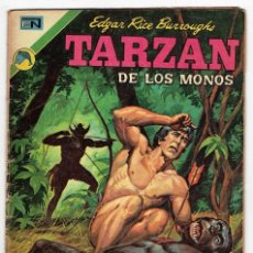 Livros de Banda Desenhada: TARZÁN DE LOS MONOS Nº 324 - NOVARO 1972. Lote 268311254