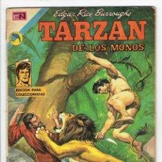 Livros de Banda Desenhada: TARZÁN DE LOS MONOS Nº 327 - NOVARO 1973. Lote 268311599