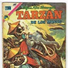 Livros de Banda Desenhada: TARZÁN DE LOS MONOS Nº 329 - NOVARO 1973. Lote 268311894