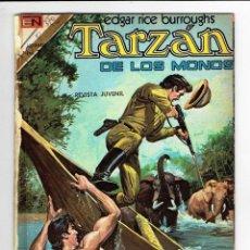 Livros de Banda Desenhada: TARZÁN DE LOS MONOS Nº 370 - NOVARO 1973. Lote 268313114