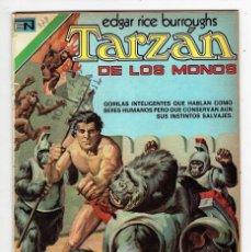 Livros de Banda Desenhada: TARZÁN DE LOS MONOS Nº 378 - NOVARO 1973. Lote 268313754