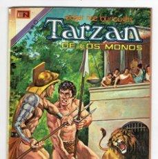 Livros de Banda Desenhada: TARZÁN DE LOS MONOS Nº 393 - NOVARO 1974. Lote 268314779