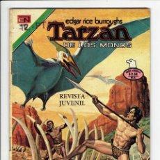 Tebeos: TARZÁN DE LOS MONOS Nº 483 (SERIE ÁGUILA) NOVARO 1976. Lote 268417354