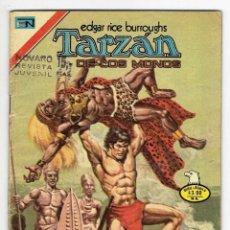 Tebeos: TARZÁN DE LOS MONOS Nº 523 (SERIE ÁGUILA) NOVARO 1977. Lote 268417624