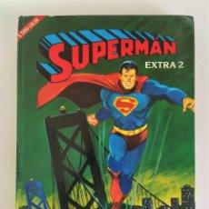 Tebeos: SUPERMAN TOMO EXTRA Nº 2 ~ DC/ NOVARO (1979). Lote 269004719
