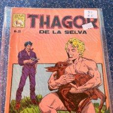 Tebeos: LA PRENSA THAGOR DE LA SELVA NUMERO 32 BUEN ESTADO. Lote 269135658