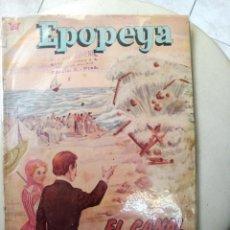 Tebeos: COMIC EPOPEYA EL CANAL DE SUEZ EDITORIAL NOVARO. Lote 269139918