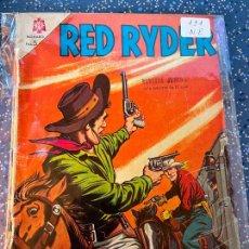 Tebeos: NOVARO RED RYDER NUMERO 121 NORMAL ESTADO. Lote 269140573