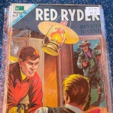 Tebeos: NOVARO RED RYDER NUMERO 174 NORMAL ESTADO. Lote 269140663