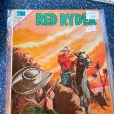 Tebeos: NOVARO RED RYDER NUMERO 158 BUEN ESTADO. Lote 269140803