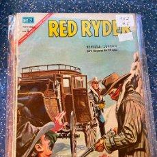 Tebeos: NOVARO RED RYDER NUMERO 162 BUEN ESTADO. Lote 269141173