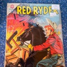 Tebeos: NOVARO RED RYDER NUMERO 123 BUEN ESTADO. Lote 269141363