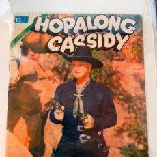 Tebeos: NOVARO HOPALONG CASSIDY SERIE AGUILA NUMERO 311 MUY BUEN ESTADO. Lote 269142633