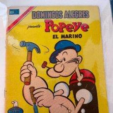 Tebeos: NOVARO DOMINGOS ALEGRES SERIE AGUILA NUMERO 1329 NORMAL ESTADO. Lote 269143278