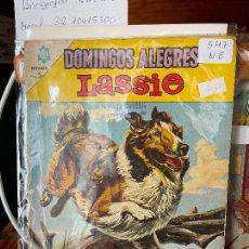 Tebeos: NOVARO DOMINGOS ALEGRES NUMERO 547 NORMAL ESTADO. Lote 269144018