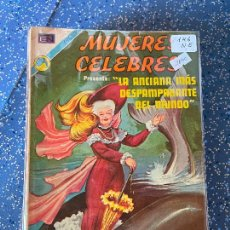 Livros de Banda Desenhada: NOVARO MUJERES CELEBRES NUMERO 146 NORMAL ESTADO. Lote 269150323