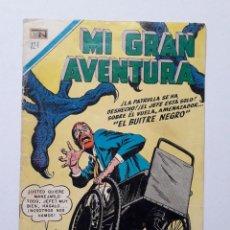 Tebeos: MI GRAN AVENTURA Nº 121 - EL BUITRE NEGRO - ORIGINAL EDITORIAL NOVARO. Lote 269214353