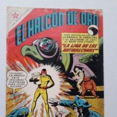 Tebeos: EL HALCÓN DE ORO Nº 45 - LA LIGA DE LOS ANTIHALCONES - ORIGINAL EDITORIAL NOVARO. Lote 269217423