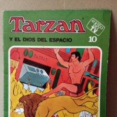 Tebeos: TARZAN Y EL DIOS DEL TIEMPO. Lote 269275368