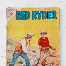 Tebeos: RED RYDER Nº 110, EDITORIAL NOVARO 1963. Lote 269325823
