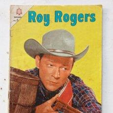 Tebeos: ROY ROGERS Nº 156, EDITORIAL NOVARO 1965. Lote 269325843