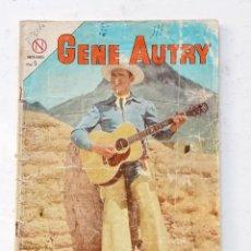 Tebeos: GENE AUTRY Nº 122, EDITORIAL NOVARO 1964. Lote 269325848