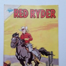 Tebeos: RED RYDER Nº 106 (EXCELENTE) - ORIGINAL EDITORIAL NOVARO. Lote 269377298
