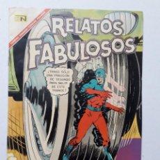 Tebeos: RELATOS FABULOSOS Nº 97 ATOM! - ORIGINAL EDITORIAL NOVARO. Lote 269379948