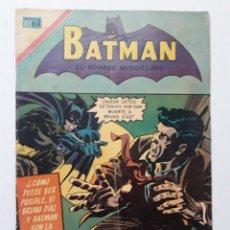 Tebeos: BATMAN Nº 526 - ORIGINAL EDITORIAL NOVARO. Lote 269380583