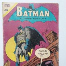 Tebeos: BATMAN Nº 509 - ORIGINAL EDITORIAL NOVARO. Lote 269381158