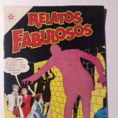 Livros de Banda Desenhada: RELATOS FABULOSOS Nº 44 IMPECABLE! - ORIGINAL EDITORIAL NOVARO. Lote 269623053