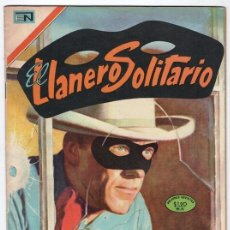 Tebeos: 1970 LLANERO SOLITARIO # 206 EDITORIAL NOVARO LOS INDIOS ENGAÑADOS EL JOVEN HALCON EXCELENTE ESTADO. Lote 269752428