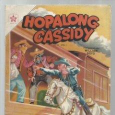 Tebeos: HOPALONG CASSIDY 8, 1955, NOVARO, BUEN ESTADO. Lote 269762388