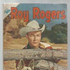 Tebeos: ROY ROGERS 32, 1955, NOVARO, MUY BUEN ESTADO. Lote 269762458