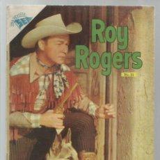 Tebeos: ROY ROGERS 31, 1955, NOVARO, MUY BUEN ESTADO. Lote 269762483