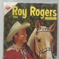 Tebeos: ROY ROGERS 30, 1955, NOVARO, BUEN ESTADO. Lote 269762523