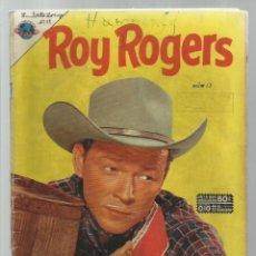 Tebeos: ROY ROGERS 13, 1953, NOVARO, BUEN ESTADO. Lote 269762623