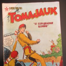Tebeos: TOMAJAUK (1955, ER / NOVARO) 1 · 10-IX-1955 · TOMAJAUK. Lote 269738653