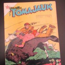 Tebeos: TOMAJAUK (1955, ER / NOVARO) 39 · XI-1958 · TOMAJAUK. Lote 269782453