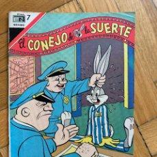 Tebeos: EL CONEJO DE LA SUERTE Nº 278 - EXCELENTE ESTADO - D3. Lote 270005063