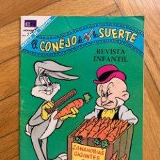 Tebeos: EL CONEJO DE LA SUERTE Nº 297 - MUY BUEN ESTADO. Lote 270119298