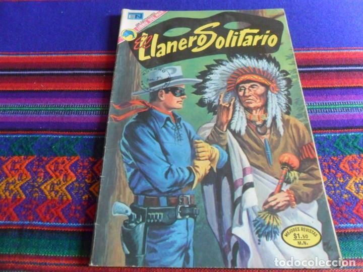 Tebeos: NOVARO EL LLANERO SOLITARIO NºS 168 Y 176. 5 PTS 1967. REGALO Nº 290. - Foto 2 - 121334747