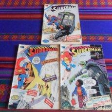 Tebeos: SUPERMÁN NºS 909, 934 Y 935. NOVARO 1973. 7 PTS. BUEN ESTADO.. Lote 270153813