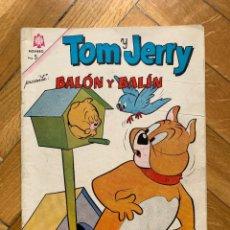 Livros de Banda Desenhada: TOM Y JERRY Nº 222: BALÓN Y BALÍN. Lote 270576698