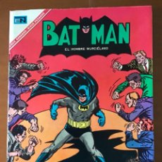 Tebeos: BATMAN- Nº 368. NOVARO - 1967. Lote 270995378
