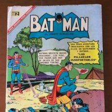 Tebeos: BATMAN- Nº 370. NOVARO - 1967. Lote 270996123