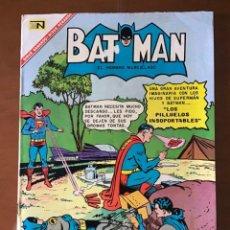Tebeos: BATMAN- Nº 370. NOVARO - 1967. Lote 270996758