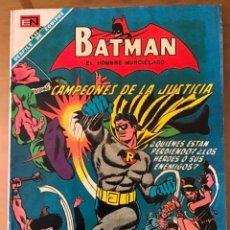 Tebeos: BATMAN- Nº 429. NOVARO - 1968.. Lote 271061303